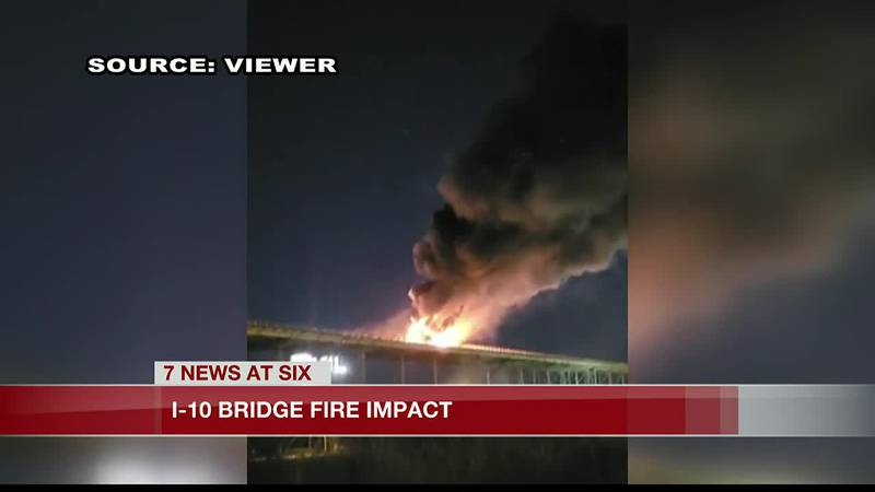 Following the fire, the I-10 Calcasieu Bridge Task Force raised ongoing concerns about the...