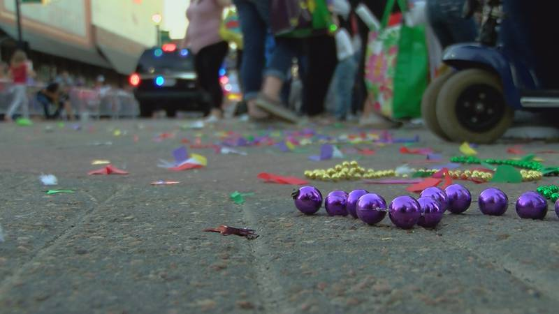 Mardi Gras season has officially come and gone. But after the floats have rolled, who's left to...