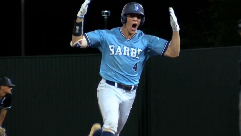 Barbe's Brody Drost
