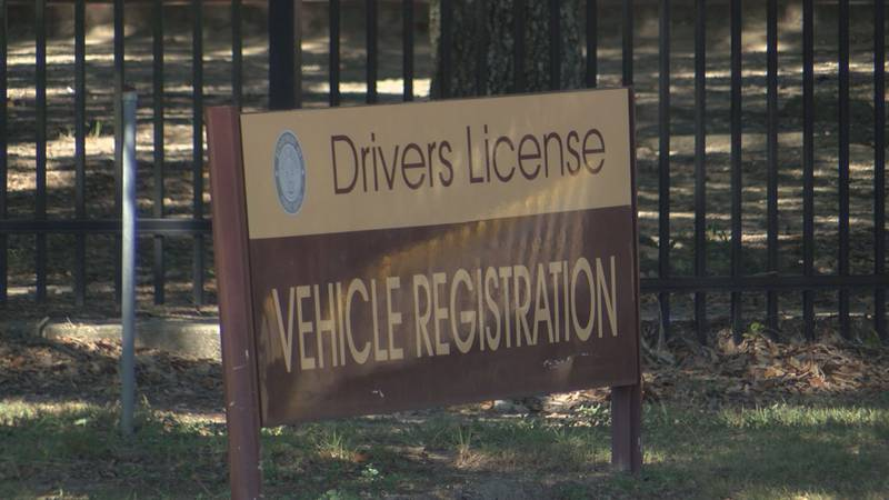 Kenneth Andre Martin visited the OMV just to find out his license was suspended for a DWI he...