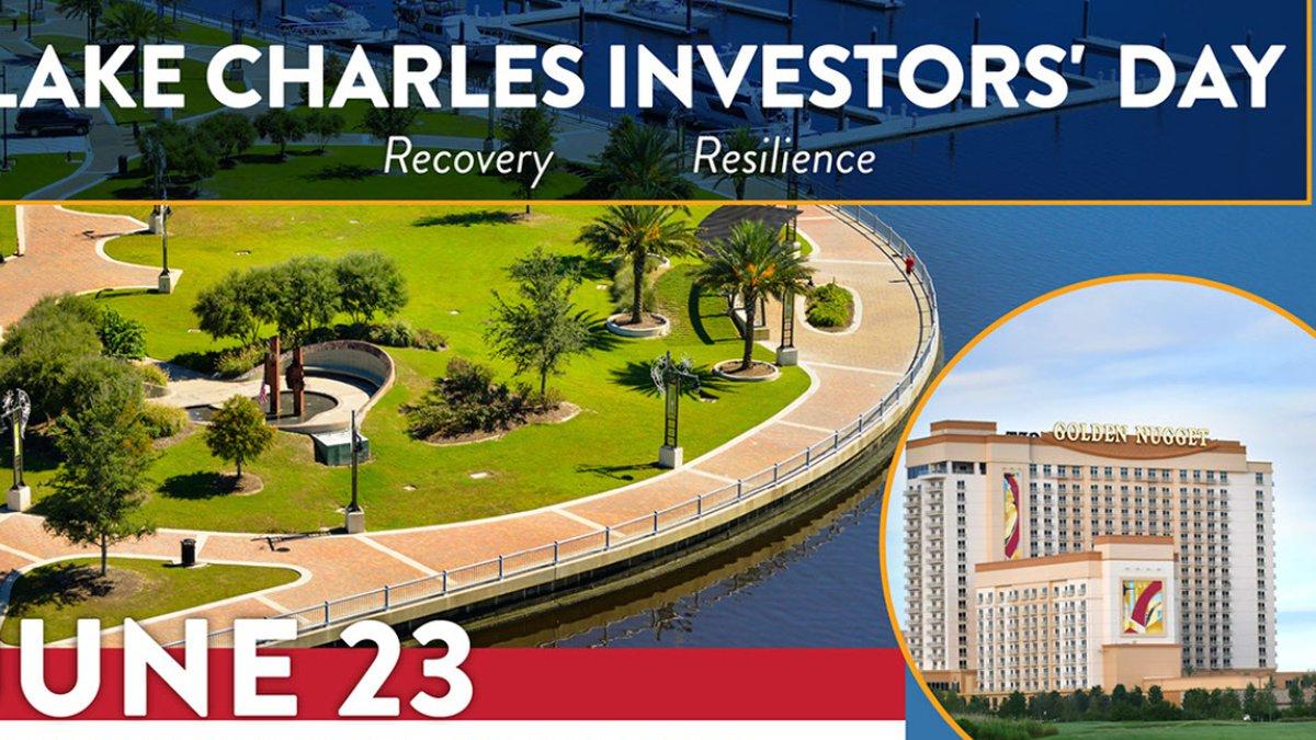 Lake Charles Investors' Day