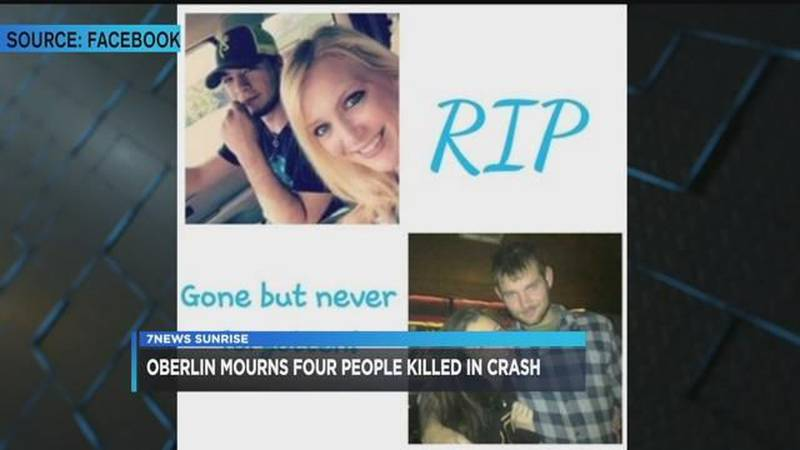 Oberlin mourns crash victims