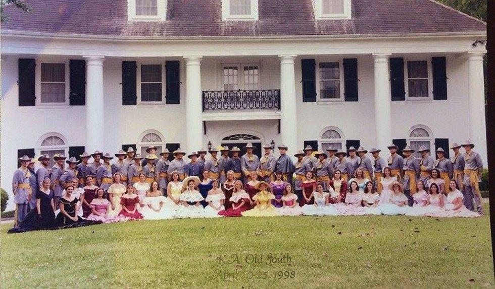 Kappa Alpha 'Old South' 1998 (Source: Facebook)