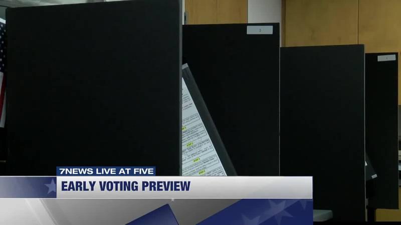 Early voting in Calcasieu Parish starts Saturday