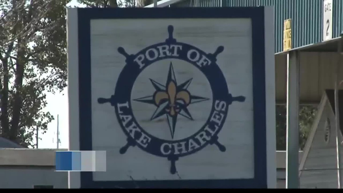 Port of Lake Charles, Entergy Louisiana, and Crowley looking to reduce emissions in the area.