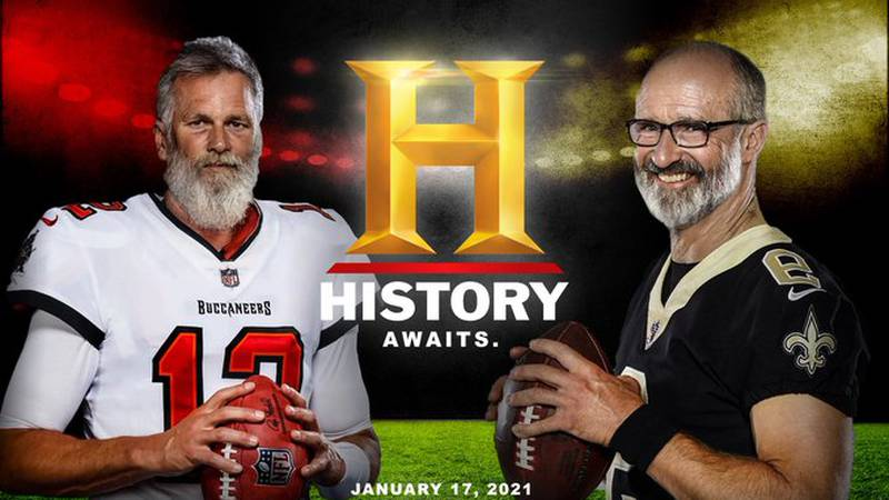 The NFL's two oldest quarterbacks will face off for the NFC Divisional Playoff Sunday.