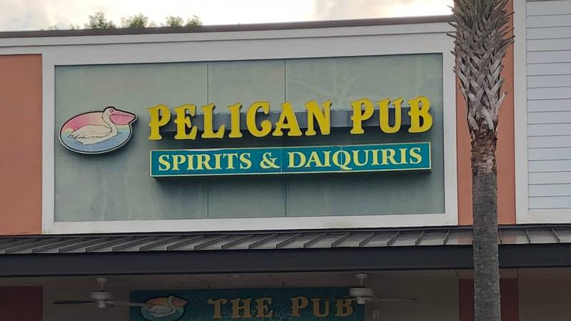 ATC suspended the bar permit, pending a hearing, of the Pelican Pub in Gonzales due to...