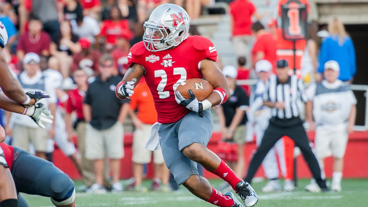 Former Nicholls State running back Dalton Hilliard Jr., has died at the age of 29, according to...