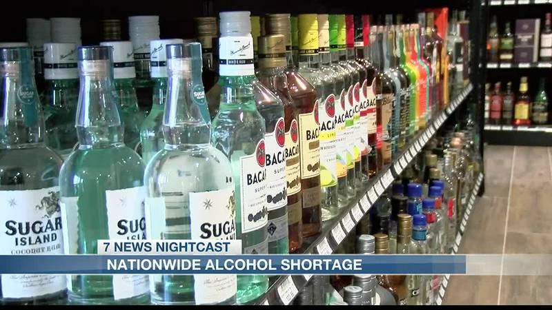 National alcohol shortage may re-ignite panic buying