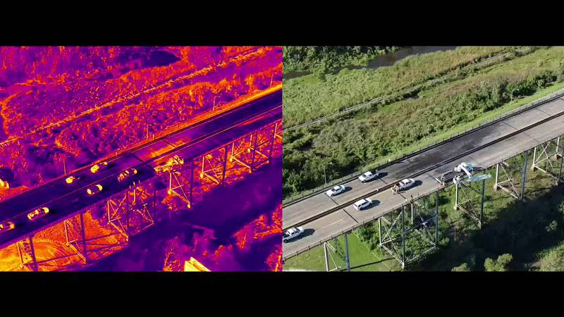 Video commissioned by the I-10 Calcasieu River Bridge Task Force and shot by Porche Aerial...