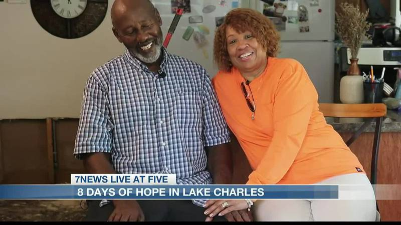 8 Days of Hope helps flood victims