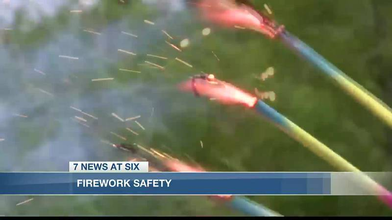 Though small fireworks like sparklers seem harmless, they can actually be pretty dangerous –...