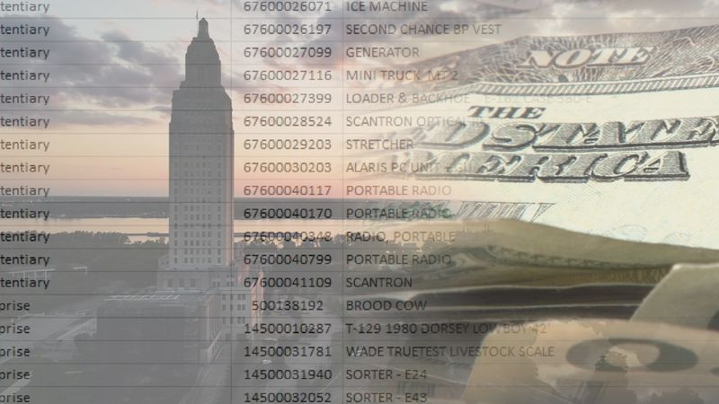 THE INVESTIGATORS: State Treasurer weighs in on the thousands of items the state has misplaced