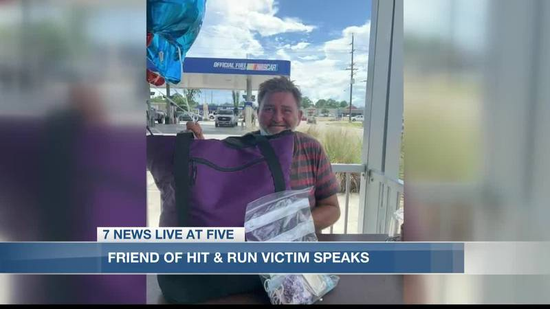 47-year-old James Johnston died in a hit and run accident on July 21.