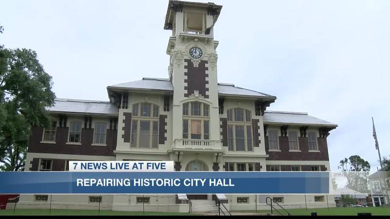 Historic City Hall sets reopening date for June