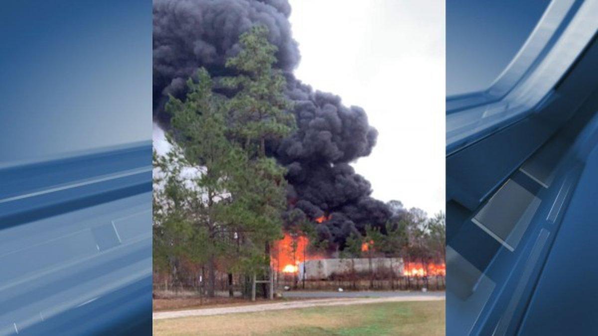 Oil well explosion reported in Beauregard Parish