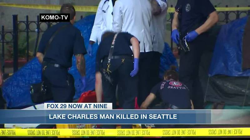 A Lake Charles man is dead after a fatal stabbing at a Seattle park.  Bradley Arabie was born...