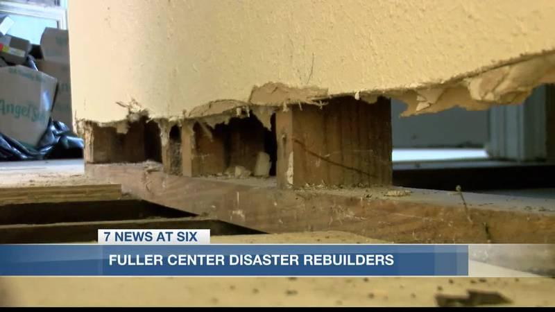 Fuller Center Disaster ReBuilders takes on SWLA homes