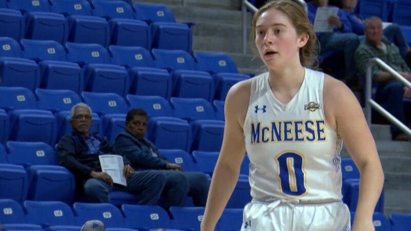 McNeese Women's basketball