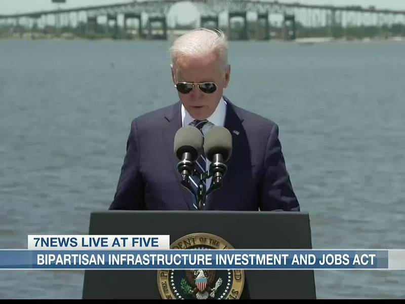 Bipartisan Infrastructure Investment and Jobs Act.