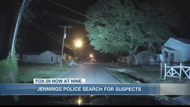 The police chief said it is believed that the suspects were targeting a house on McKinley...