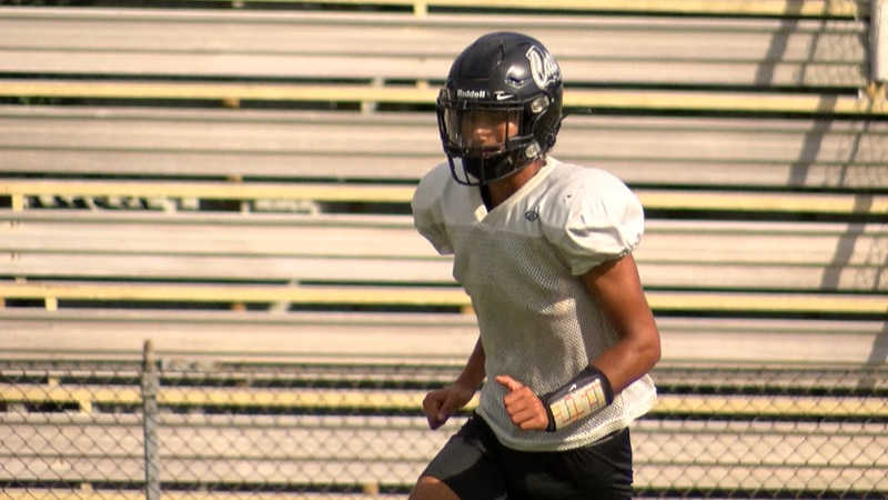 Sports Person of the Week - Daveion Grubb
