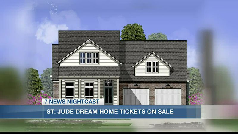 St. Jude Dream Home tickets selling fast