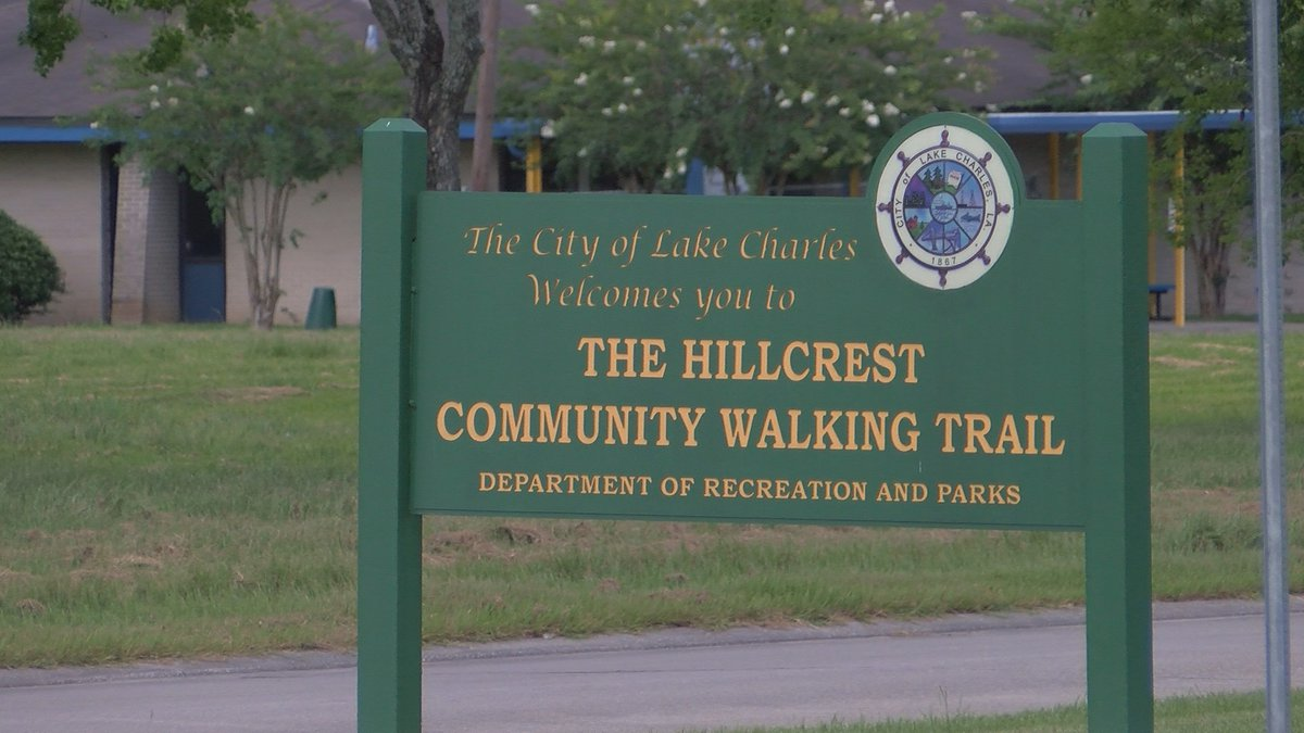 Plans to reduce flooding in Lake Charles using green space— all thanks to a $225,000 grant...