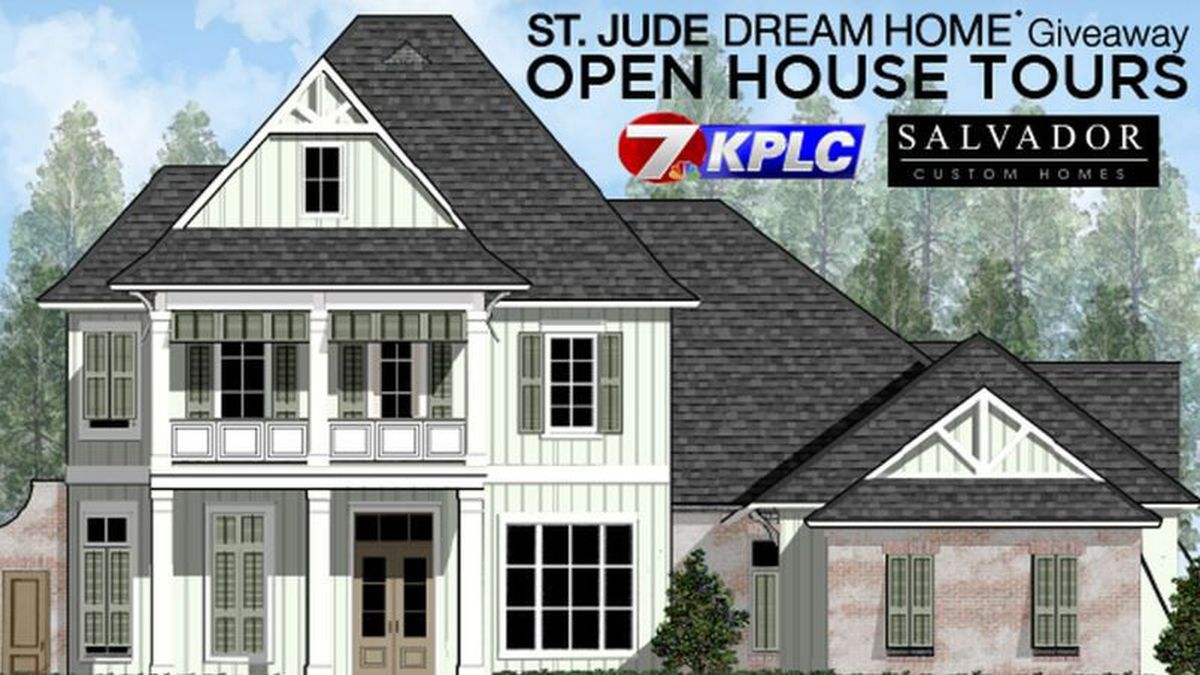 Congratulations to the winners of the St. Jude Dream Home Giveaway