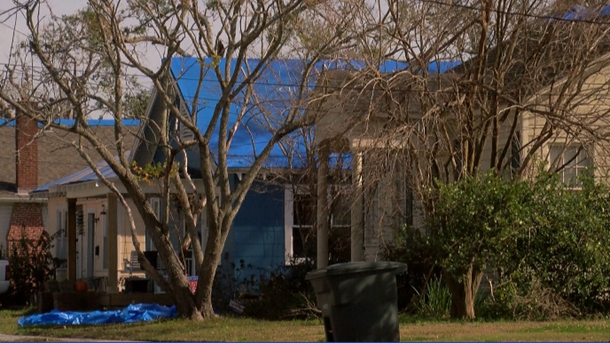 Many whose homes were damaged are just getting started due to slow insurance payments and...