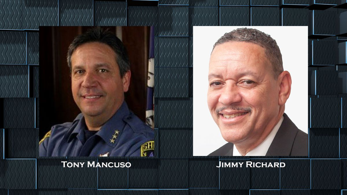 With the Oct. 12 election just around the corner, we asked the candidates for Calcasieu sheriff...