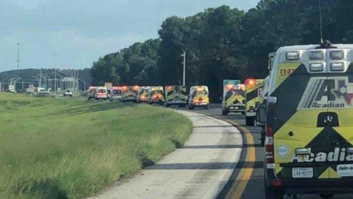 Entergy is sending 200 Louisiana employees to aid in the response to Hurricane Dorian.
