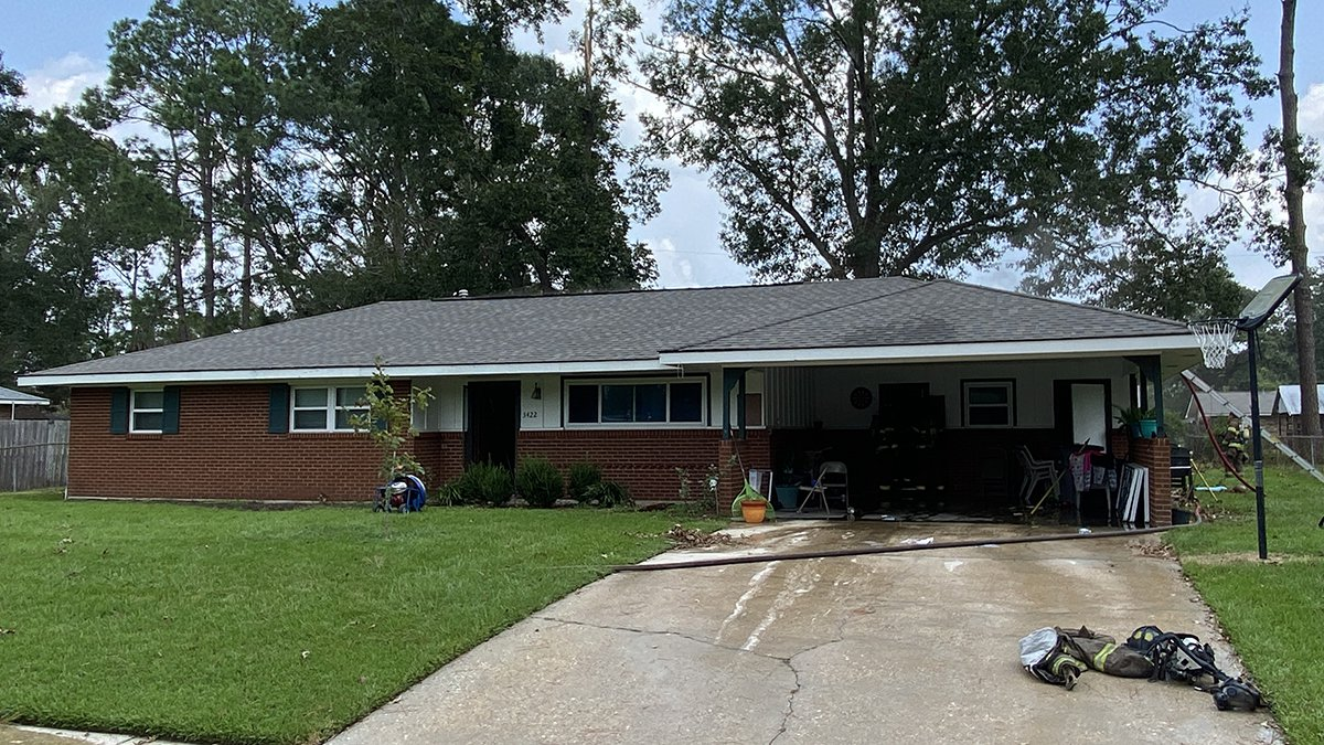 An electrical malfunction was blamed for a fire at a home on Oak Forest Ave. in Baton Rouge...