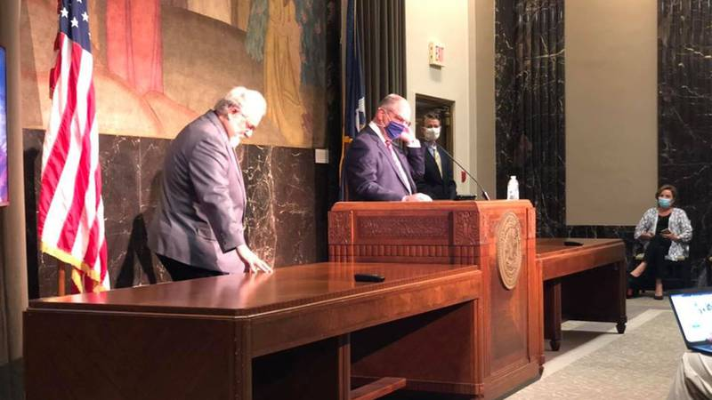 Gov. John Bel Edwards announced Monday, June 22 that the state will not move into Phase 3 of...
