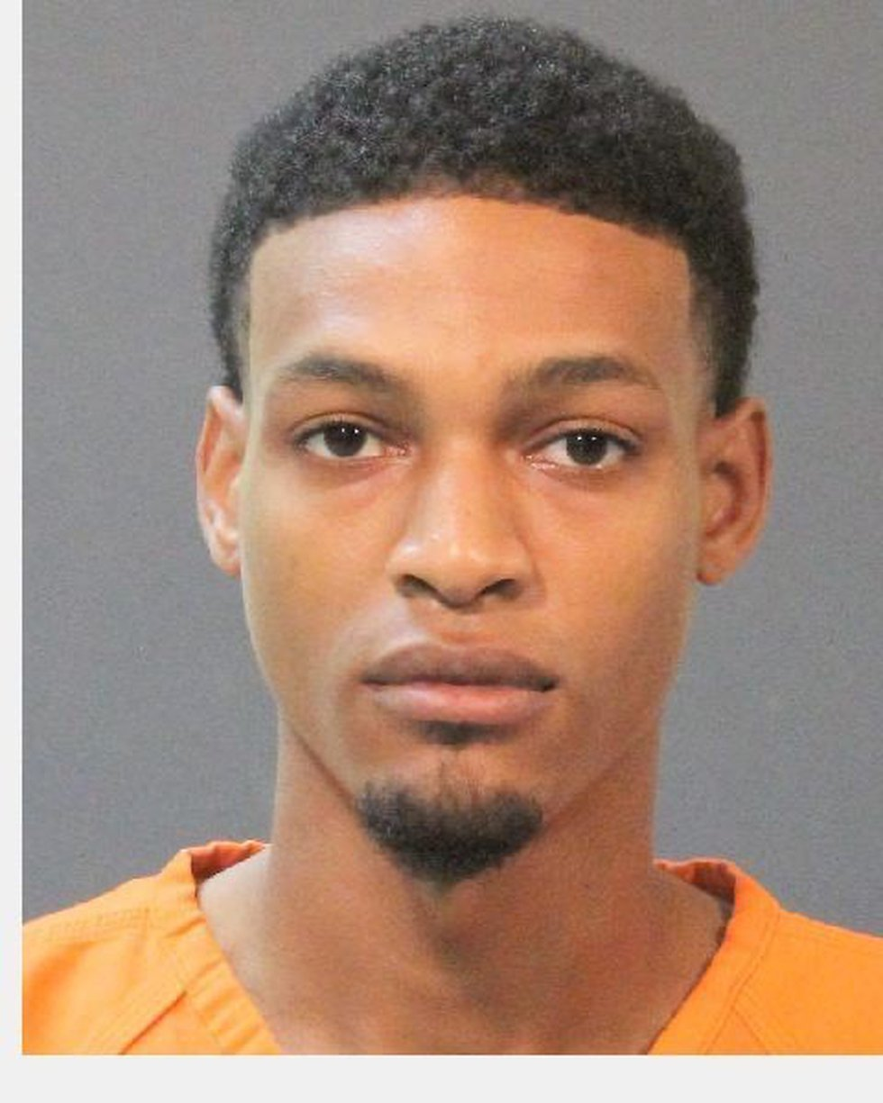 Jacoby James; authorities say he is wanted for domestic abuse battery (2nd offense), home...
