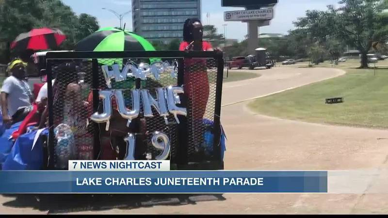 It's not only a day of celebration, but it's also a day of reflection as Juneteenth is now a...