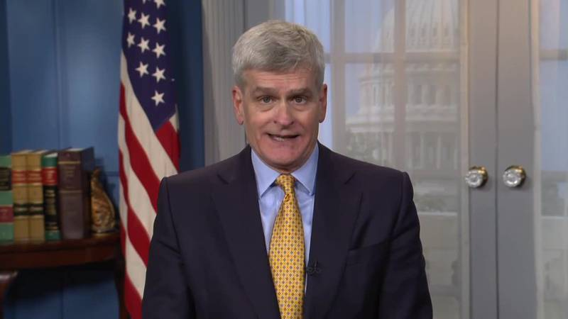 RAW VIDEO: Sen. Cassidy Reporters' Conference Call