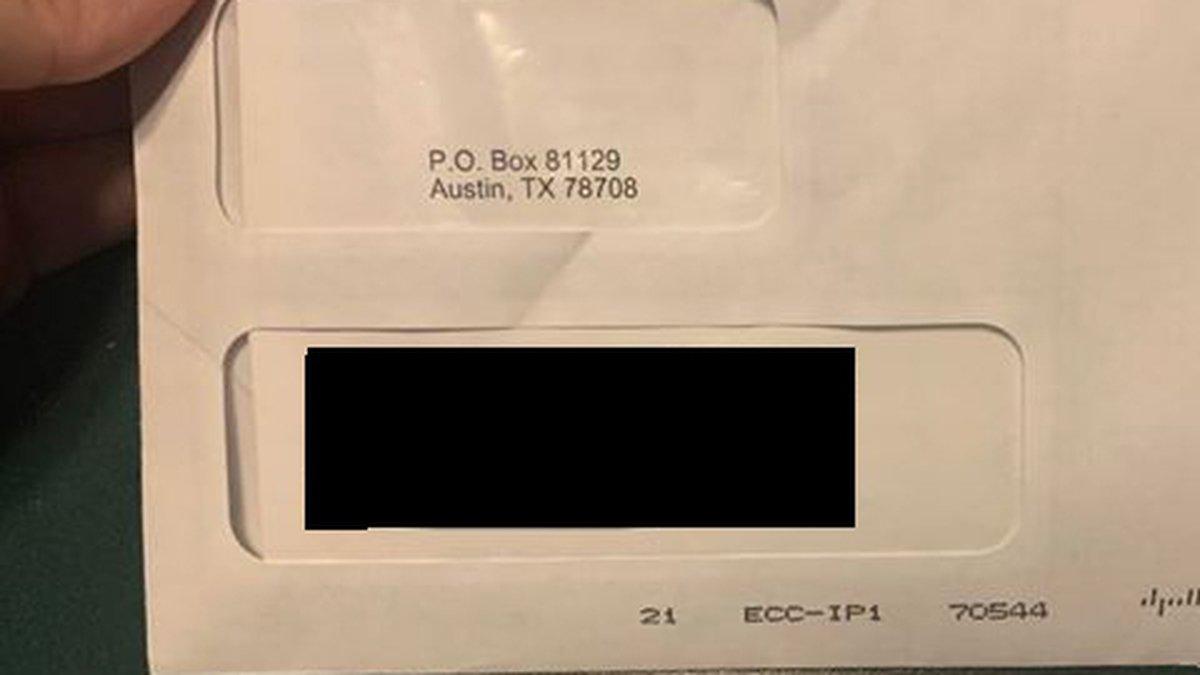 P-EBT cards from DCFS will arrive in plain white envelopes