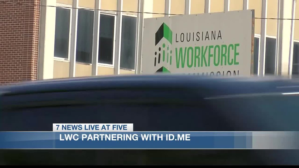 Louisiana Workforce Commission partnering with ID.me.