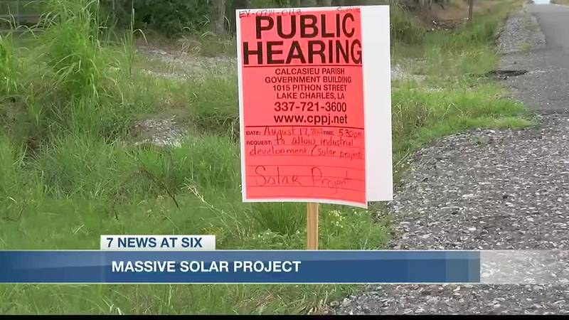 The public hearing on a zoning exception to allow the project is at 5:30 p.m. Tuesday.