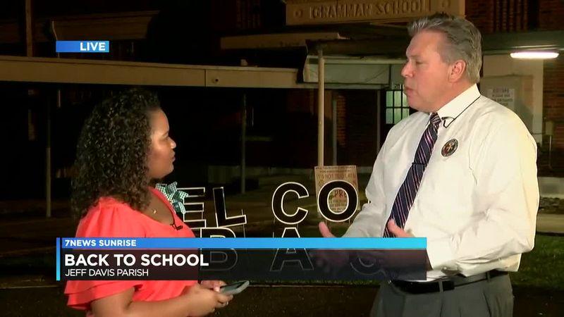 BACK TO SCHOOL: Jeff Davis Parish