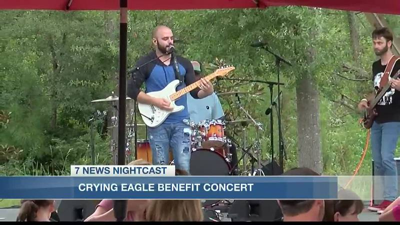 Crying Eagle holds hurricane relief benefit concert