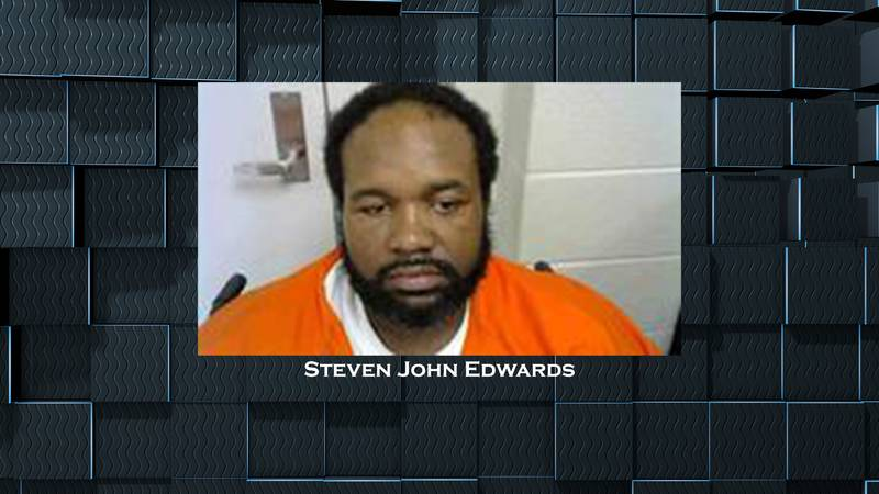 Steven John Edwards is facing counts of first-degree murder and two counts of attempted...