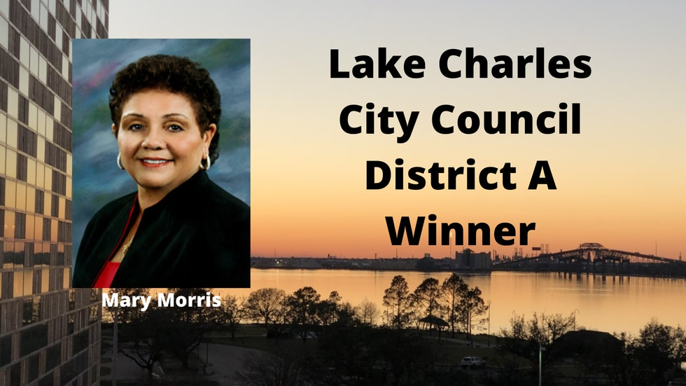 Mary Morris retained her seat on the Lake Charles City Council by defeated Dianna Ross in...
