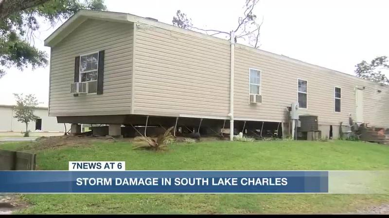 One woman tells the story of the damage her home has taken in the past 12 months.