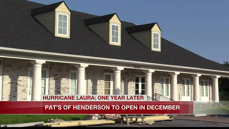 Once the original hurricane restorations are made, Pat's is planning to add more dining and...