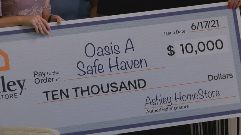 Oasis A Safe Haven is the only shelter specifically for domestic and sexual violence victims in...