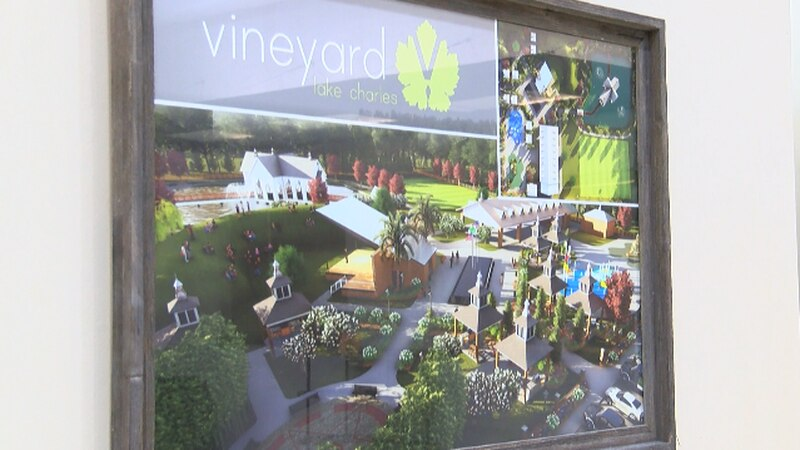 Vineyard Christian Fellowship community park
