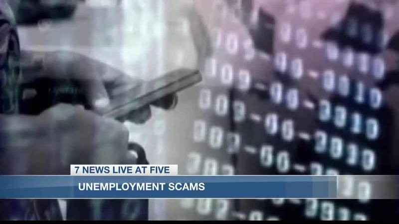 Scammers steal your identity and then use it to file unemployment scams on your behalf.