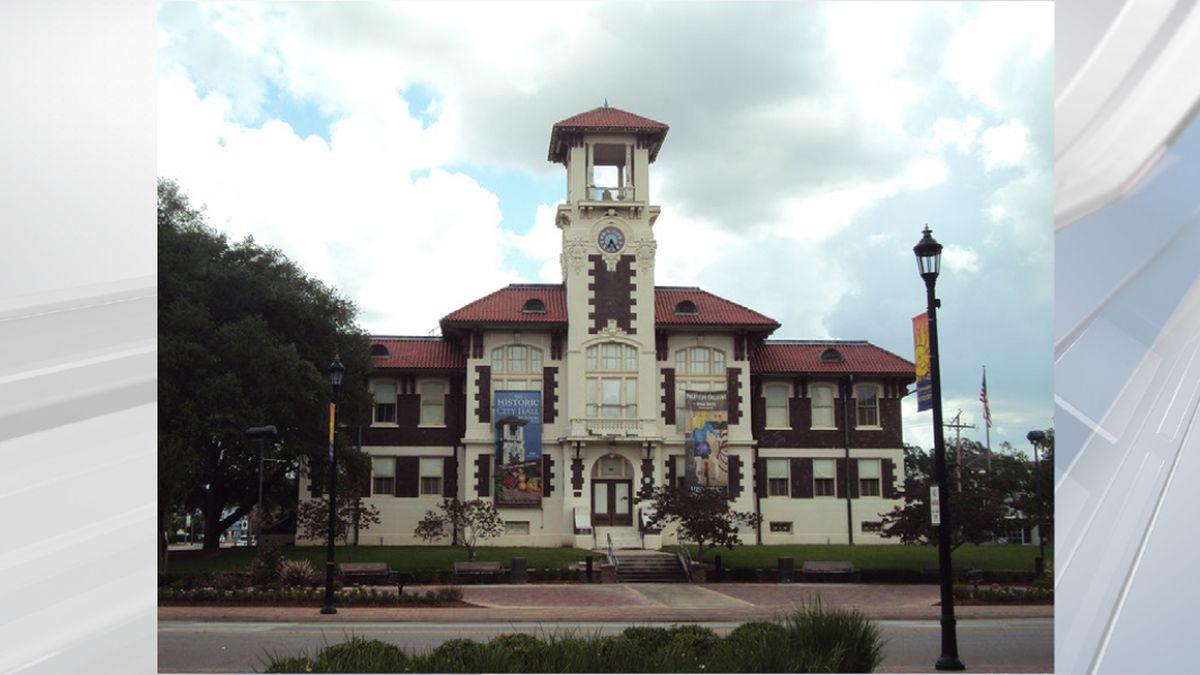 Lake Charles Historic City Hall